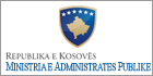 Ministria e Administrat�s Publike